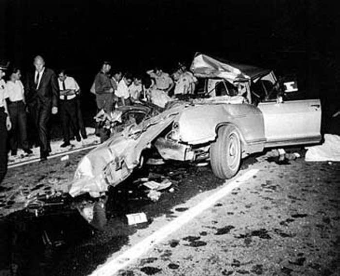 Jayne Mansfield's fatal car crash – Horror History  net
