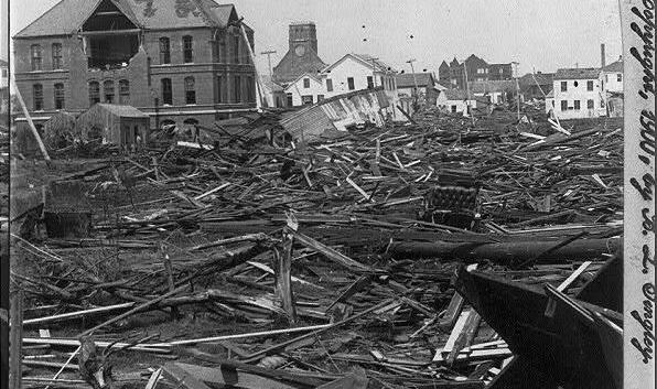What Is The Deadliest Natural Disaster In Us History
